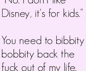 disney, quotes, and funny image