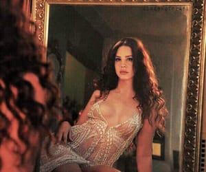 mirror, vintage, and sabrina claudio image