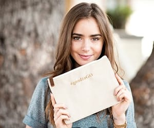 actress and lily collins image