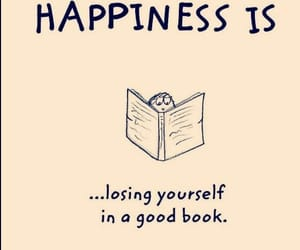 book, good, and happiness image