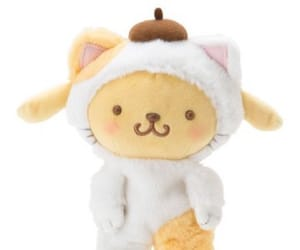 aesthetic, sanrio, and pompompurin image
