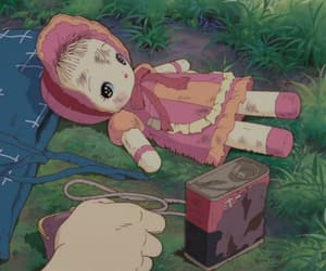 anime, ghibil studio, and grave of the fireflies image
