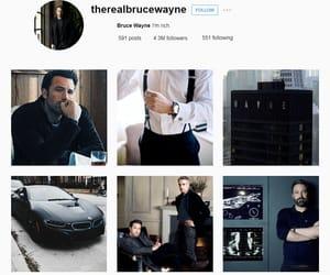 aesthetic, bruce wayne, and tumblr image