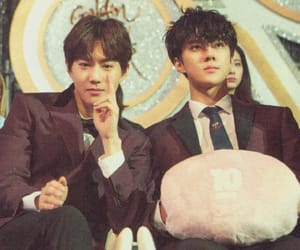 exo, sehun, and oh se hun image