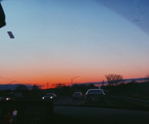 aesthetic, carefree, and sky image