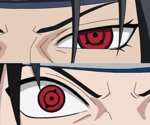 anime, sasuke, and itachi image