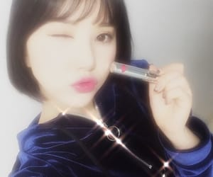 edits, eunha, and 90s heartthrob image