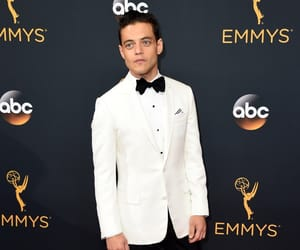 emmys, rami malek, and actor image