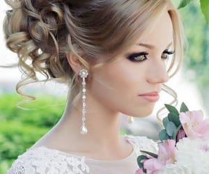 bride, wallpaper, and جُمال image