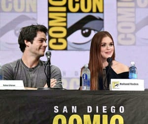 dylan o'brien, o'broden, and stydia image