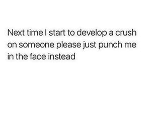 love, crush, and funny image