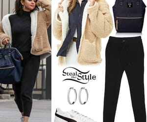 actress, selena gomez, and steal her style image