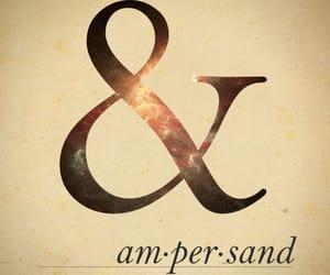 ampersand, beautiful, and definition image