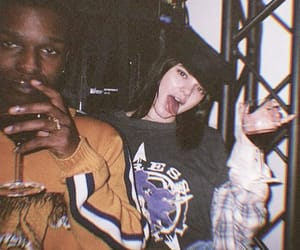 Kendall, jenner, and rocky image