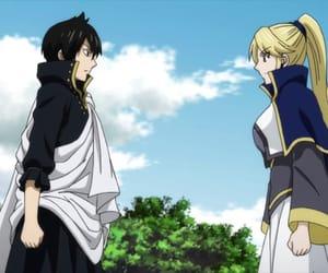 anime, anime girl, and zeref dragneel image