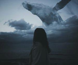 Dream, sky, and evening image