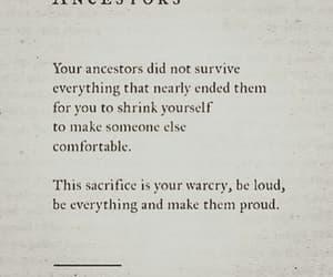 ancestors, end, and people image