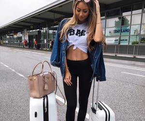 beautiful girl, blogger, and puma image