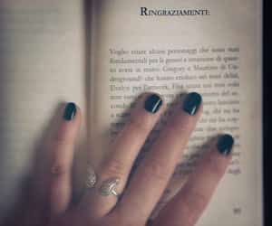 angel, book, and ring image