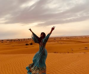 desert, travel, and camila cabello image