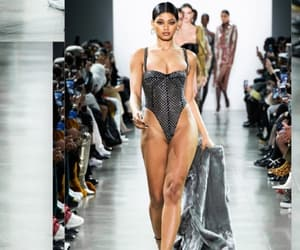 brand, nyfw, and rich image