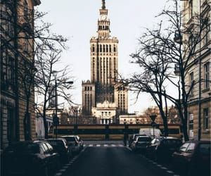aesthetic, brown, and building image