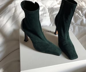 celine, shoes, and green image