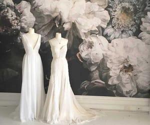 amazing, dress, and wedding dress image