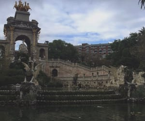 animals, Barcelona, and cloudy image