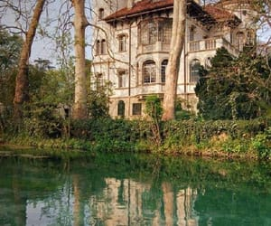 italy and castle near treviso image