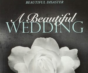 book, jamie mcguire, and a beautiful wedding image