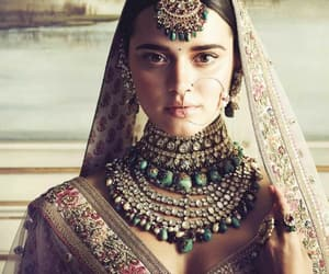 beautiful, dulhan, and bridal image