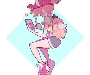fanart, pokemon, and videogames image