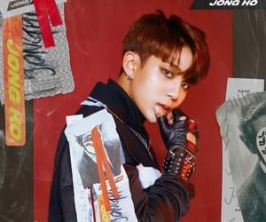k-pop, jongho, and choi jongho image