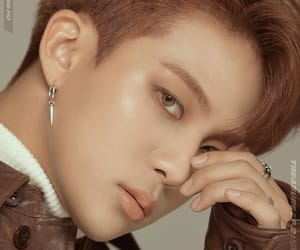 k-pop, jongho, and say my name era image