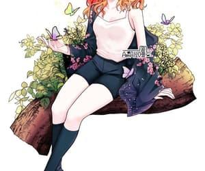 anime, anime girl, and yona image