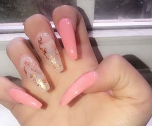 claws, gold, and nails image