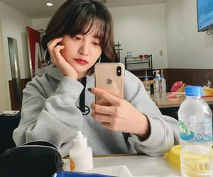 kpop, short hair, and park jeonghwa image