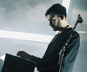ross macdonald, the 1975, and george daniel image