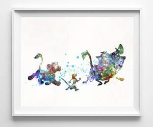 christmas gift, wedding gift, and nursery art image