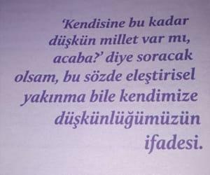 alıntı, tuhaf dergi, and türkçe sözler image