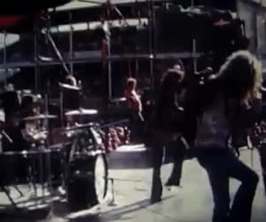 gif, led zeppelin, and immigrant song image