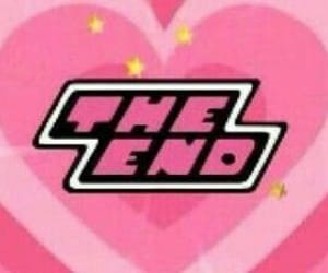 pink, cartoon, and powerpuff girls image