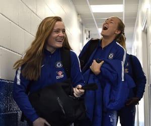 athletes, friendship, and girls image