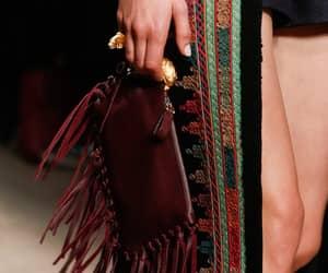 chic, fashion, and purse image