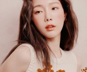 kpop, girls generation, and taeyeon image
