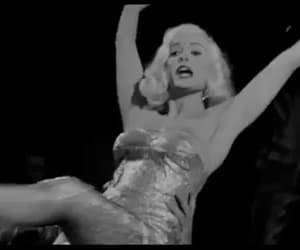 gif, mamie van doren, and guns girls and gangsters image