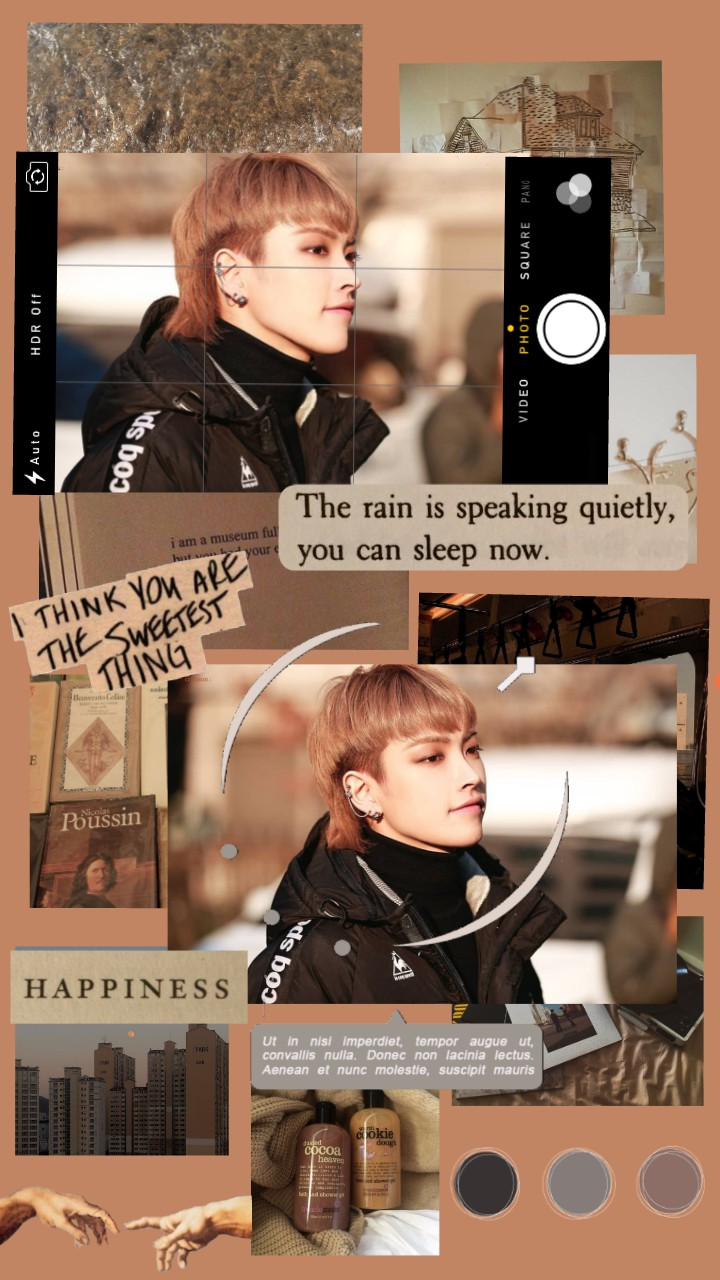 Hongjoong From Ateez Uploaded By Jennie On We Heart It