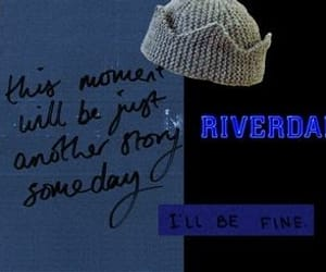 blue, headers, and riverdale image