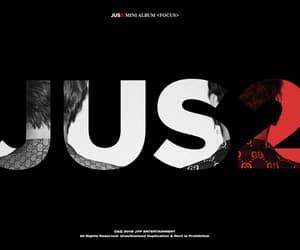 focus, JYP, and mini album image
